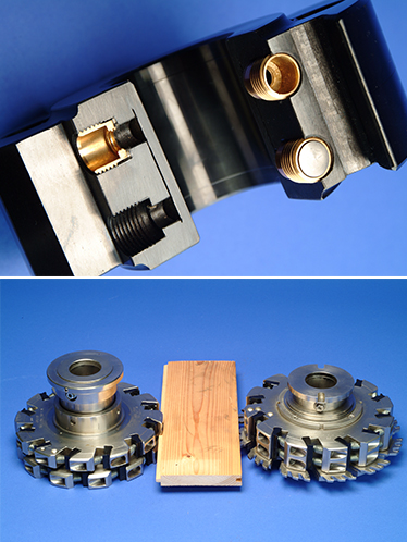 woodworking machinery tooling