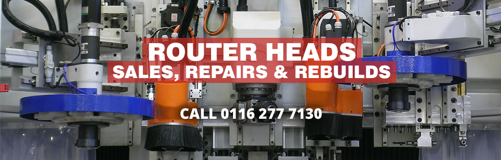 router heads sales, repairs and rebuilds