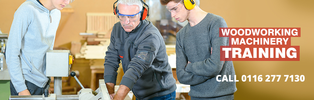 woodworking machinery training services